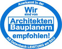 Logo Architektenservice